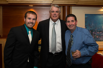 Adelphi Fall Cocktail Reception with Lou Pinella-78