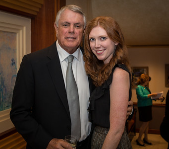 Adelphi Fall Cocktail Reception with Lou Pinella-40