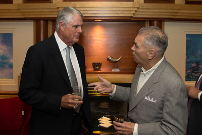 Adelphi Fall Cocktail Reception with Lou Pinella-83