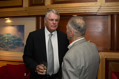 Adelphi Fall Cocktail Reception with Lou Pinella-82