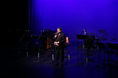 Adelphi University | Sept 24th 2017 | Larson Legacy Concert Series: Michael R. Jackson. Credit: Chris Bergmann Photography