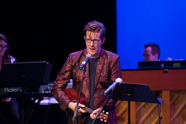 Adelphi | Larson Legacy Concert featuring Sam Salmond