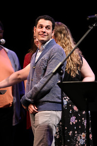 Adelphi University   Larson Legacy Concert   Sam Salmond   American Theatre Wing   Sunday September 25   Adelphi Olmsted Theatre