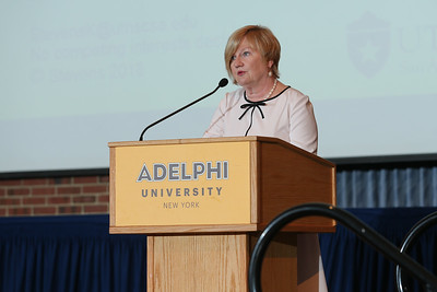Adelphi 13th Annual Buckley Scholar's Lecture and Luncheon | Copyright: Chris Bergmann Photography
