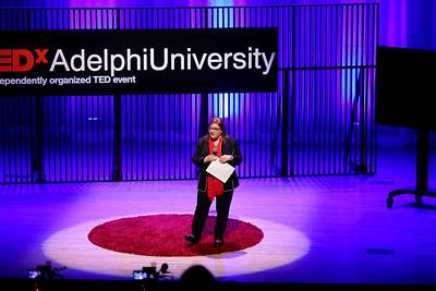 Adelphi University | TEDx | Performing Arts Center | March 31, 2017 | Credit: Chris Bergmann Photography