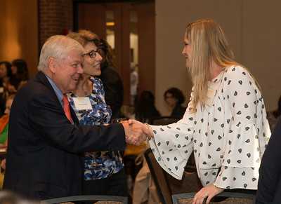 Adelphi | Adelphi 2018 Nursing Awards Ceremony | Credit: Chris Bergmann Photography