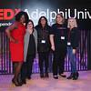 Adelphi 2018 TEDx Panel | Credit: Chris Bergmann Photography