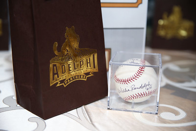 Adelphi University Fall Kick-Off Cocktail Party featuring Chris Chambliss and Willie Randolph. Photo Credit: Chris Bergmann Photography