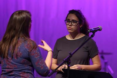 Adelphi University Performing Arts Center | Larson Legacy Concert: Ty Defoe and Tidtaya Sinutoke | Credit: Chris Bergmann Photography