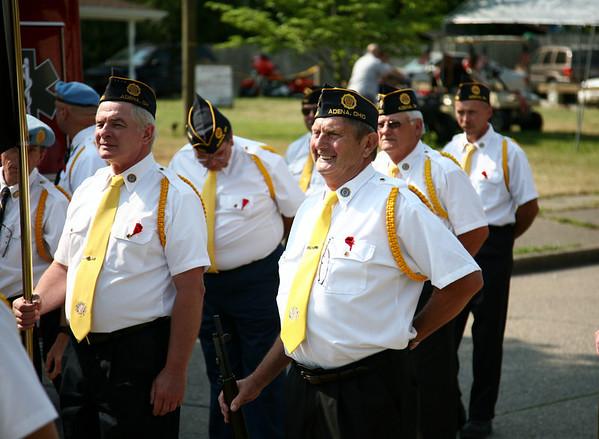 Adena Legion Memorial Day 2012