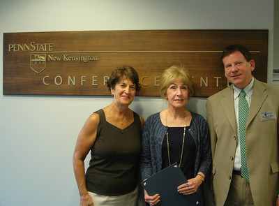Dr. Arlene Hall, Connie Craven, Dr. Jan Orris  6 years - Education
