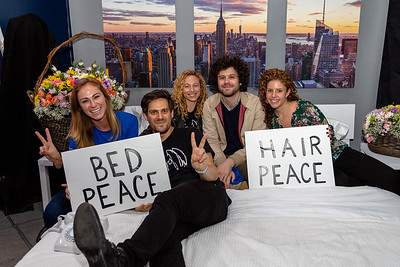 2018_10_17, Adorama, Bed, Bed In, Jaime Walden, Kristin Kehlet, Matt Reich, Michael Angelakos, Names, New York, NY, Photo Booth