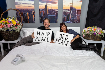 2018_10_17, Adorama, Bed, Bed In, New York, NY, Photo Booth, Sam Simon