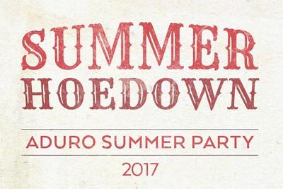 Aduro Summer Hoedown