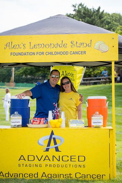 Advanced Staging Productions Alex's Lemonade