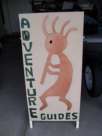 Adventure Guides Recruitment/Swim Party August 2006