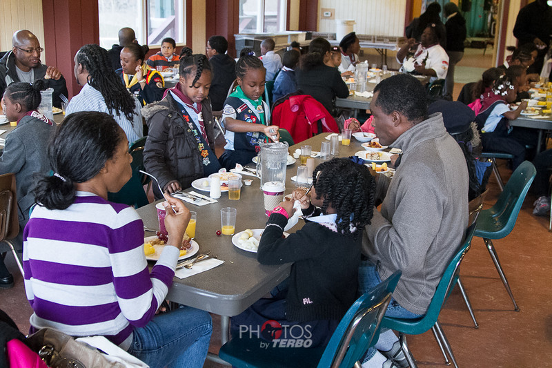 Breakfast Time- Sabbath Morning