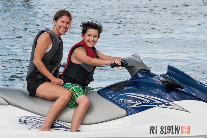 Adventure Watersports Customers Summer 2013