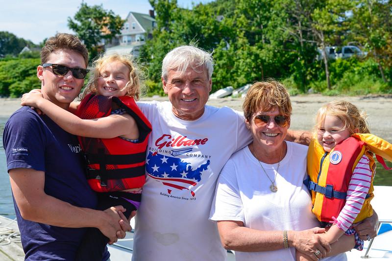 Adventure Watersports Customers Summer 2013