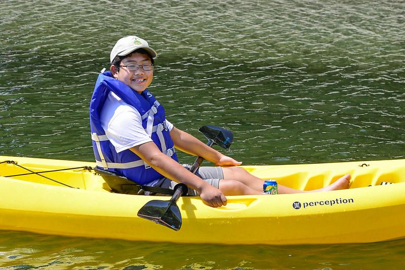 Adventure Watersports Customers Summer 2014