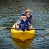 Kayaking at Adventure Watersports Jamestown, Rhode Island