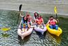 Adventure Watersports customers 2015 season