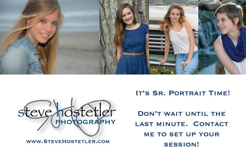 Denver Area Senior Portraits
