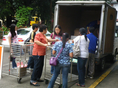 UP-PGH Disaster Relief Operation and Breastfeeding Mission