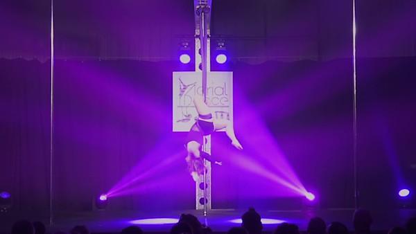 4 Aerial Dance Divas Show
