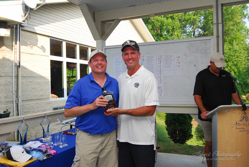 Air Force One golf tournament 2010