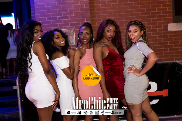 AfroChic White Party May 2019