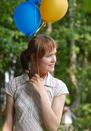 Agnieszka Graduation 2007