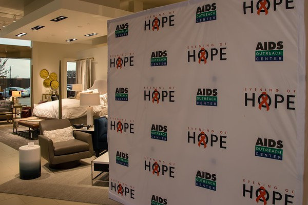 Launch Party for Evening of Hope 2018