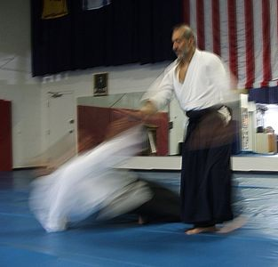 Aikido gives us super-speed!