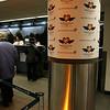 Custom Graphics at LAX airport