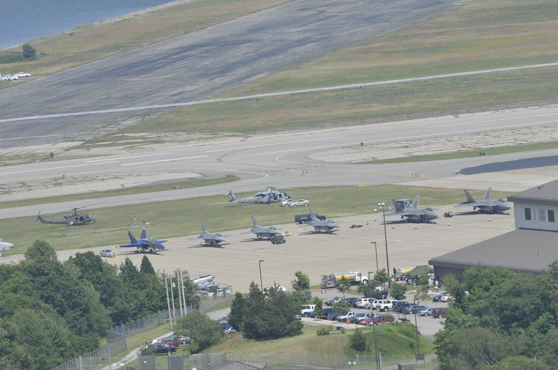 2009 Rhode Island National Guard Open House and Air Show [Aerials]