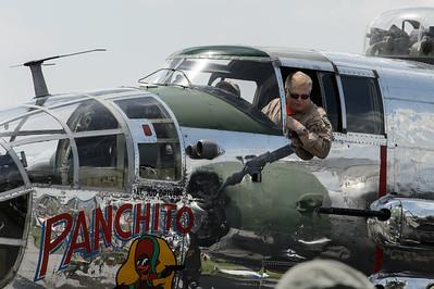 """North American B-25J """"Mitchell"""" 'Panchito'"""