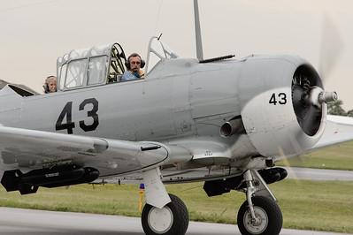 """SNJ-4 """"Texan"""" N24554"""