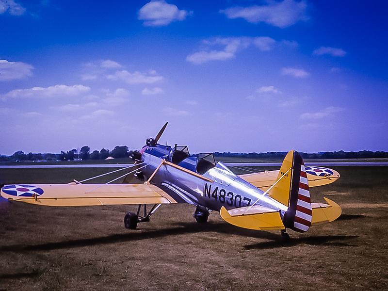 1941 RYAN AERONAUTICAL ST3KR