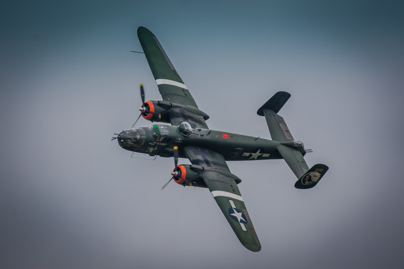 "B-25 Mitchell ""Show Me"""