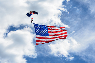 E-Team Skydiving Team from Mason, Ohio