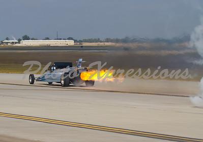 Smoke-n-Thunder Jet Shows