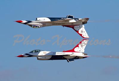 Thunderbird Mirror Flight
