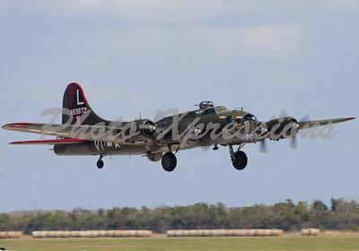 """B-17 """"TEXAS RAIDERS"""""""