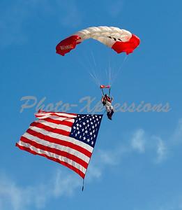 RE/MAX Skydiving Team
