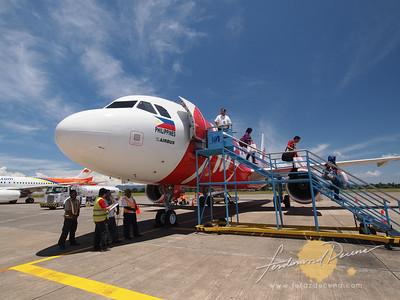 AirAsia Philippines AirBus 320
