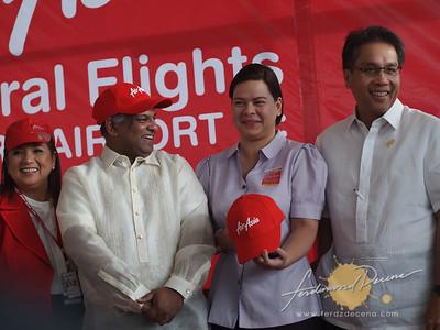 Tony Fernandez, Maan Hontiveros, Mar Roxas, Sara Duterte