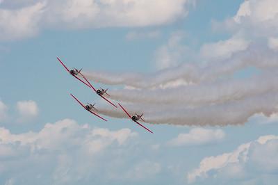 Aeroshell T-6 Texans