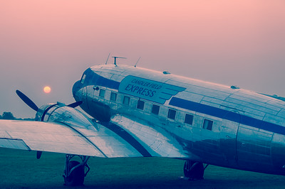 DC-3 Antique