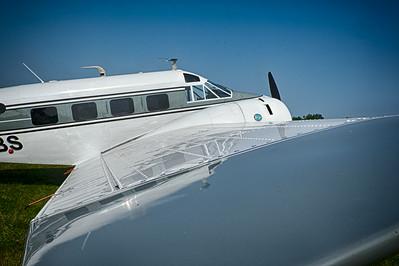 Beech 18 Wing